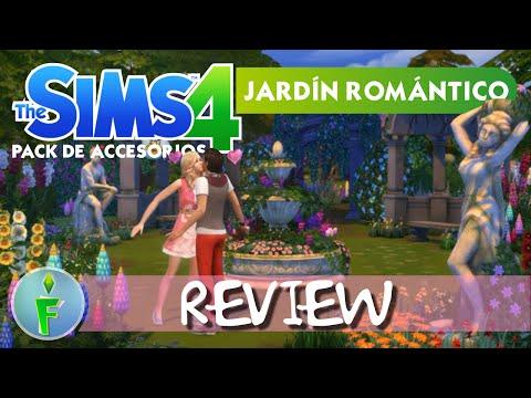 Los sims 4 contenido personalizado cc finds 3 ropa for Sims 4 jardin romantico