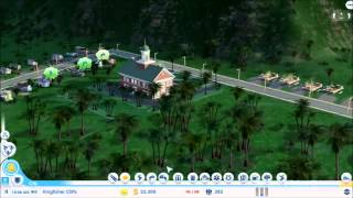 SimCity Gameplay (PC HD)