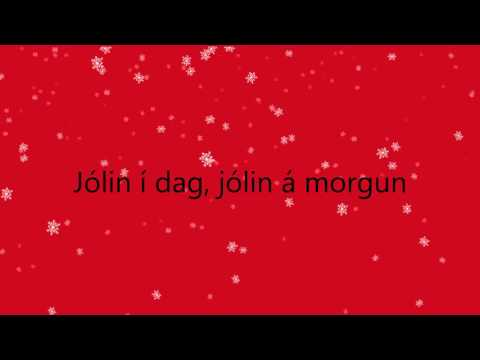 Jólin í dag - Karaoke version