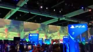 The Last Tinker: City of Colors - Trailer at E3 PlayStation® booth