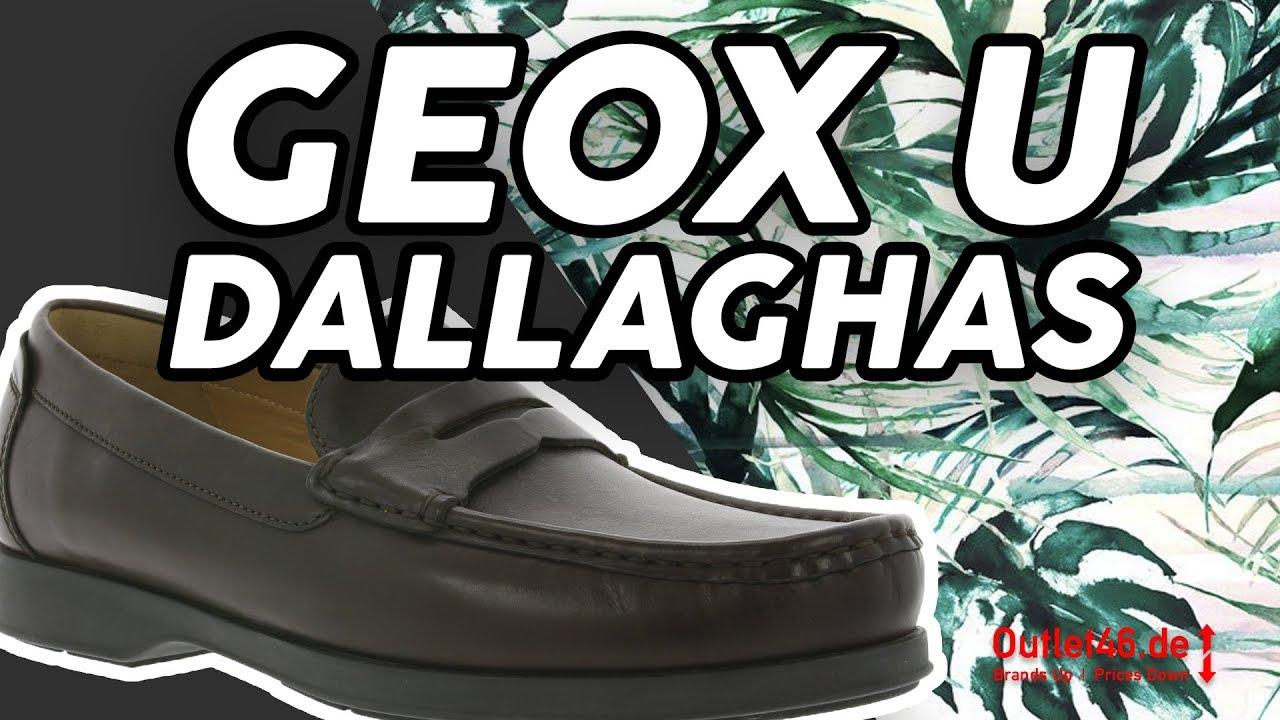 Review Schuhe Geox On Atmen Die Dallaghas U Deutsch L 5q0vq