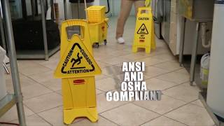 Wet Floor / Safety Signs