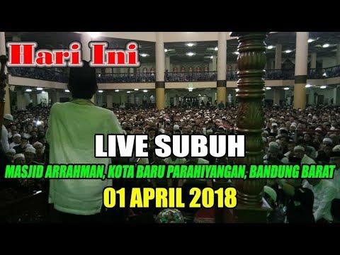 Full Ceramah !!! 1 04 2018 Masjid Ar Rahman Kota Baru Parahyangan, Padalarang   Ustad Abdul somad Lc