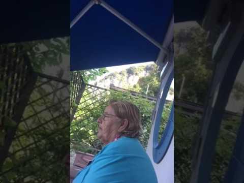 INTERVISTA SIGNORA CAPRI VIVA LA SINCERITA'