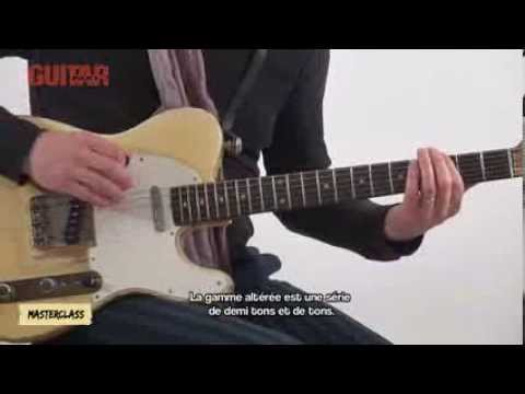 MASTERCLASS GUITAR PART TV - ROBBEN FORD