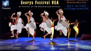 Soorya Stage Shows Fusion of Indian Dance and Music