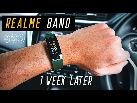 realme Band One Week Review – MUST Watch Before You Buy!