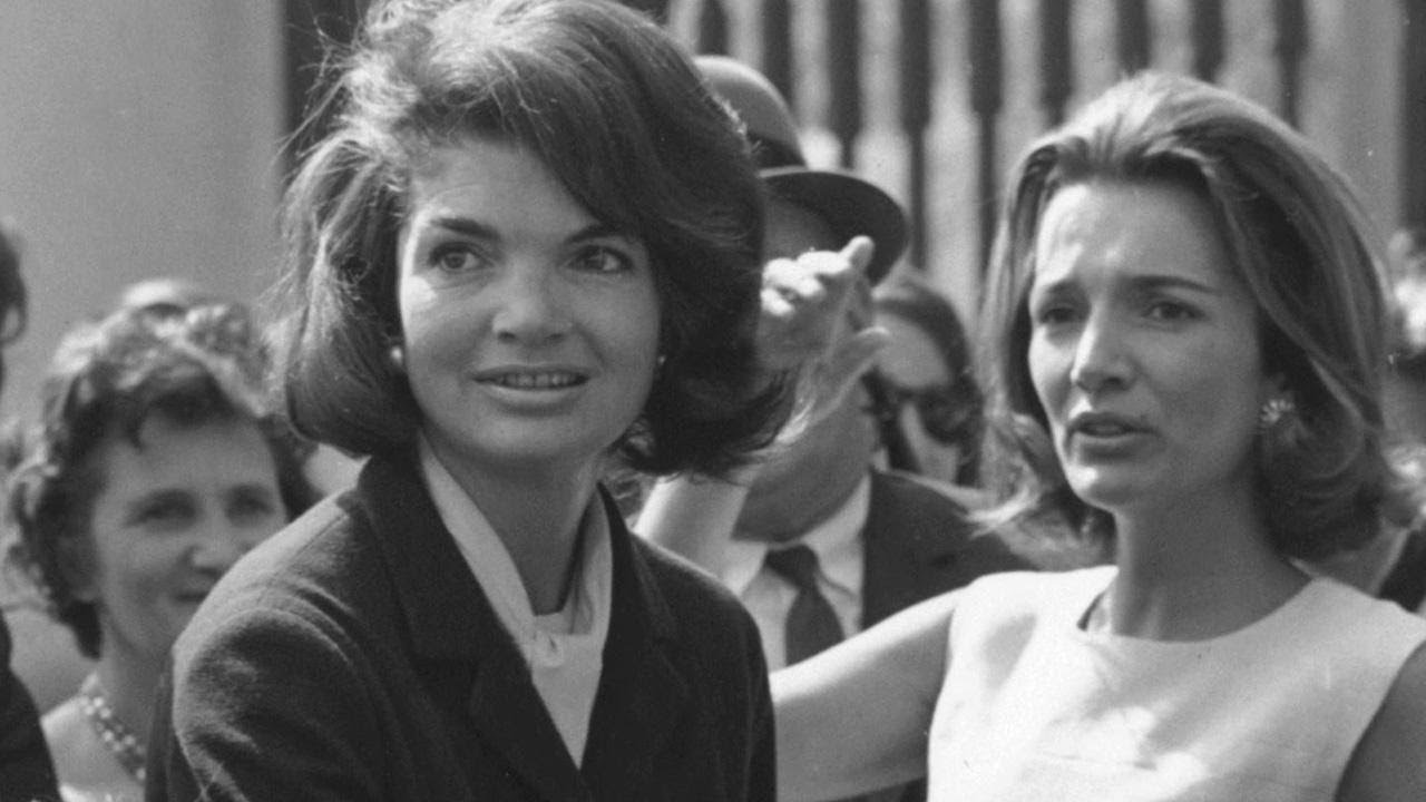 The Untold Story Behind Jackie Kennedy and Sister Lee Radziwill