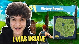 Reacting to my *FIRST* Fortnite Win (Season 2)