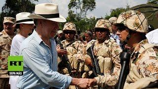 ¿Cómo se lleva a la práctica el acuerdo de paz en Colombia?