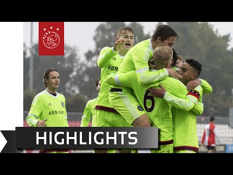 Ajax U19 crush Feyenoord with great goals