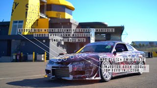 FLASHSPAWN RACING - Drift short film Sydney Motorsport Park