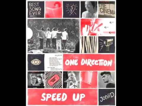 Песня One Direction - Best Song Ever speed up в mp3 256kbps