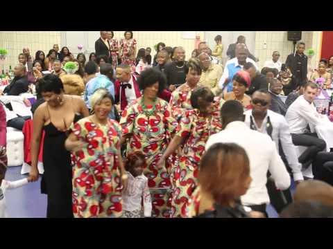 traiteur africain mariage avec maman elyane nitu trait doovi. Black Bedroom Furniture Sets. Home Design Ideas
