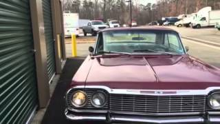 1964 impala massive fail won