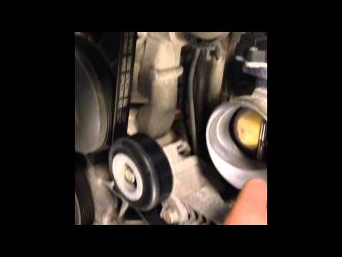 how to replace engine knock sensor 2000-06 4 8l-5 3l silverado sierra  suburban tahoe yukon