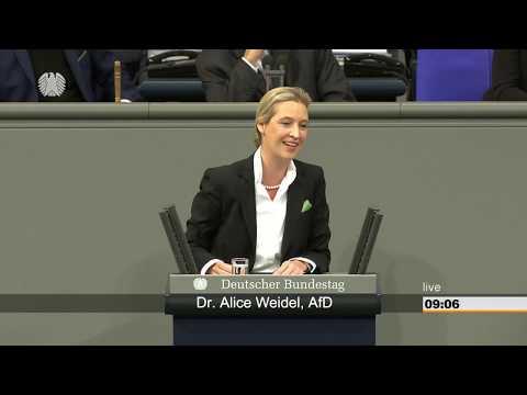 Bundestag: Generalaussprache zum