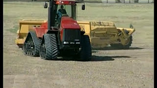 Case IH STX Steiger 4WD and QuadTrac Scraper Tractors Tips and Setup