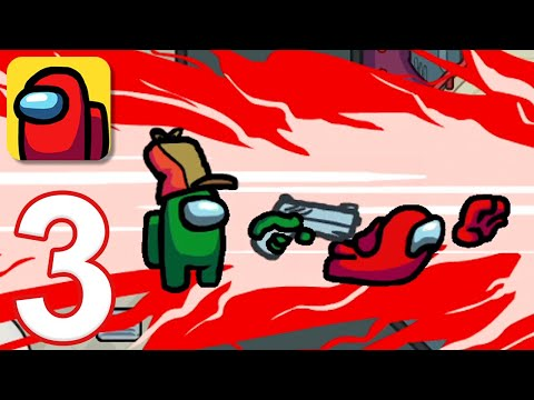 Among Us - Gameplay Walkthrough Part 3 - Crewmate (iOS, Android)
