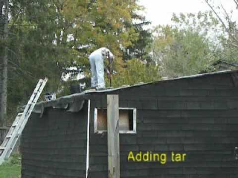 Repair Of Garage Roof