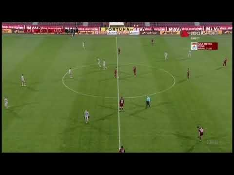 CFR Cluj UTA Arad Goals And Highlights