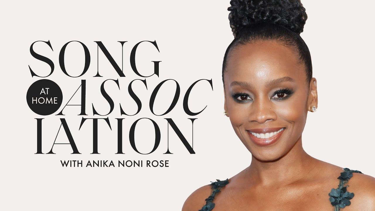 Anika Noni Rose Sings Bruno Mars, Mariah Carey &