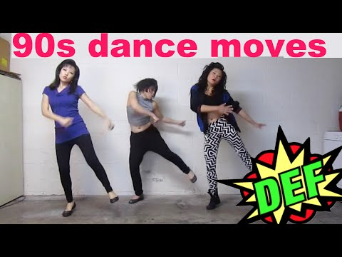 Learn 90s dance moves with Da AzN fLy GuRLz
