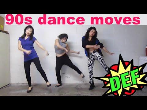 Learn 90s Dance Moves With Da AzN FLy GuRLz