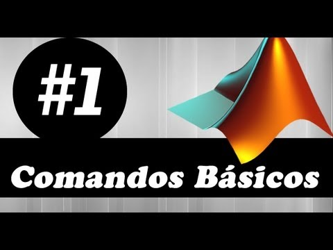 Video Aula MatLab #1: Comandos Básicos