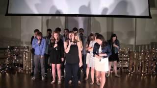 Yellow Flicker Beat (A Cappella) - UNC Psalm 100
