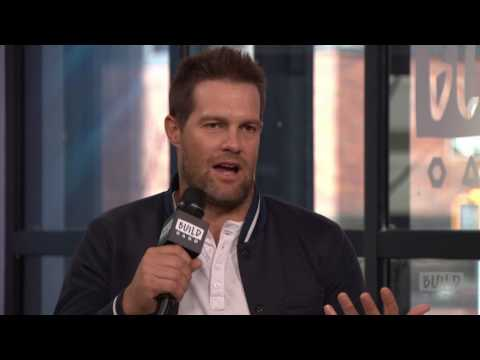 Geoff Stults Talks About