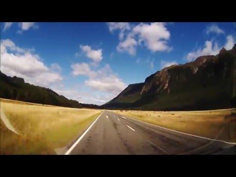 Milford Road - De Milford Sound à Te Anau