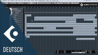 Arbeiten mit MIDI-Files | Cubase Praxis Tipps