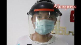 Противоударная Пылезащитная маска для лица с Aliexpress