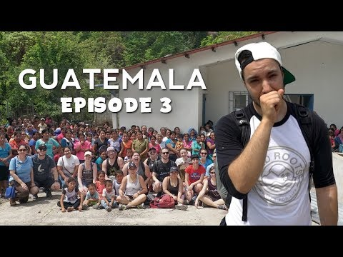 I  Cried in Front of a Village | Guatemala Travel Vlog | EP. 3