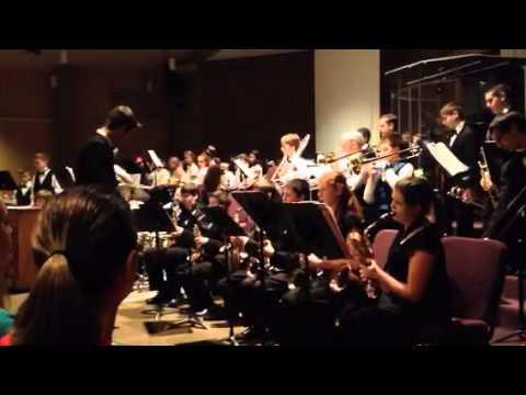 Whiteaker Middle School Jazz Band