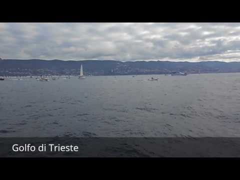 Places to see in ( Trieste - Italy ) Golfo di Trieste