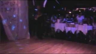 Tiffany Monroe - Giving Up - Jennifer Holiday- Drake 2009 White Linen party @ Tootsies 9-1-09