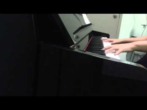 Paradise Fears Battle Scars Canon In D Piano Cover Youtube