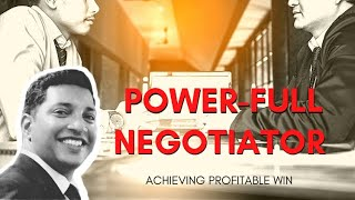 Power-Full Negotiator Intro I Mihir Koltharkar (Available on Webinar, Live Session and Video Course)