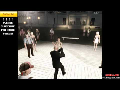Hitman: Blood Money - How to Make Agent 47 DANCE!