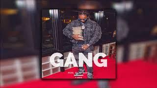 "Pop Smoke - ""GANG""   UK/NYC Drill Type Beat   Trap Instrumental"