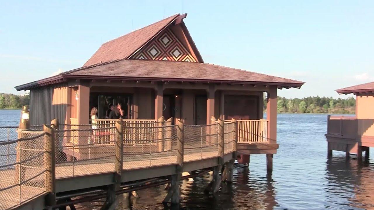 Bora Bora Bungalow Full Tour At Polynesian Village Resort