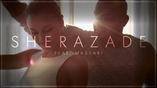 KURDO Feat. MASSARI -  SHERAZADE  [ Official Video ]  prod. by (Zino Beatz)