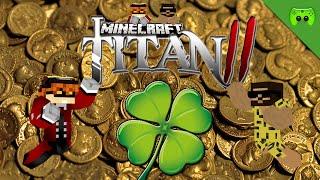 WENN MAN ZU VIEL GLÜCK HAT 🎮 Minecraft Titan 2 #3
