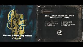 THE ALLMAN BROTHERS BAND live in Austin, 11.01.1995 thumbnail