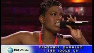AMERICAN IDOL STAR PERFORMANCE - FANTASIA BARRINO - SUMMERTIME