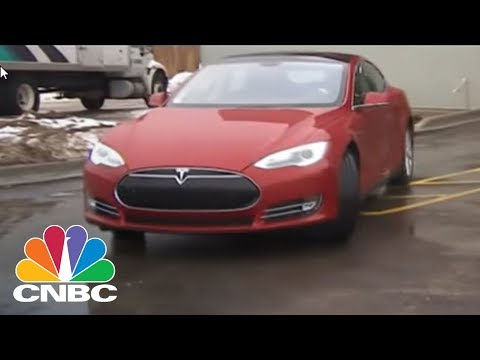 Tesla's Model X Received A Perfect Score For Safety | CNBC