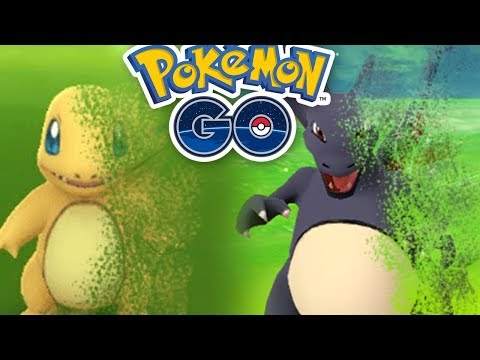 SALAMECHE, DRACAUFEU SHINY - I DON'T FEEL SO GOOD - Pokémon GO
