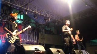 Ritual Ceremony Live @Monster Of Legend #8 Bulungan - Jakarta Selatan 2014